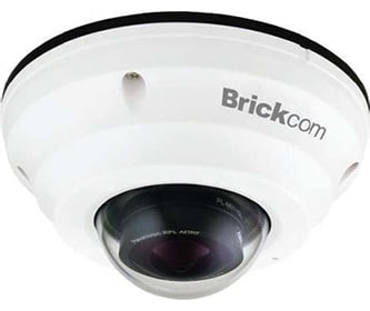 Brickcom 360° Network Camera Has Wide Appeal