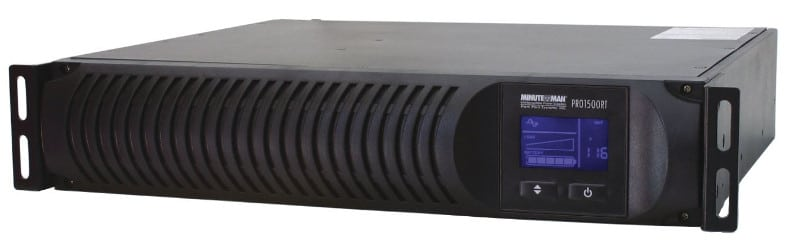 Minuteman Power Technologies PRO1500RT