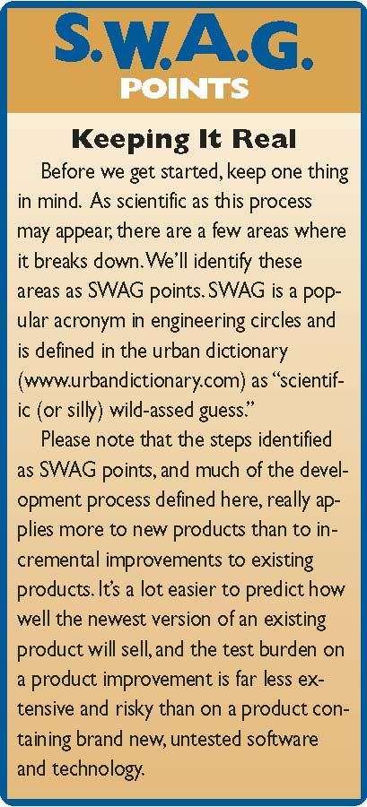 S.W.A.G. Points - Keeping it Real