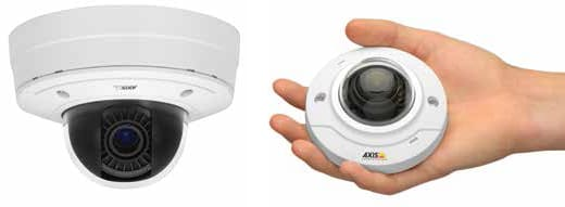 AXIS P3384-VE & M3005-V