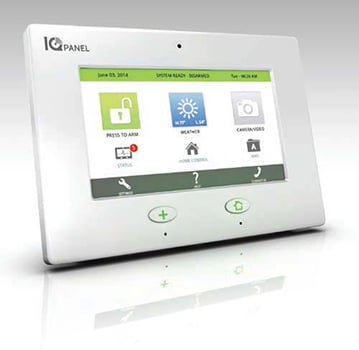 Why Qolsys IQ Panel Is a Smart Choice for the Smart Home | R