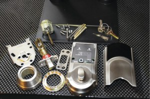 All in all, if you have ever installed a lockset or deadbolt before, you can probably install this without instructions. A locksmith isn't needed here.