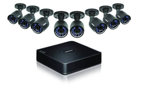 Review: TRENDnet Surveillance Kit Has Basics Covered